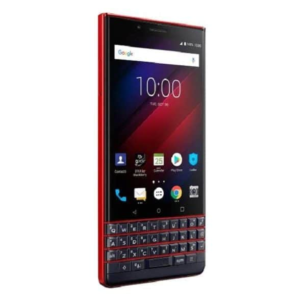 BlackBerry Key2 Red