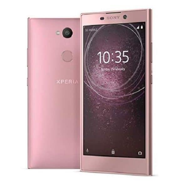 Sony Xperia l2 Pink