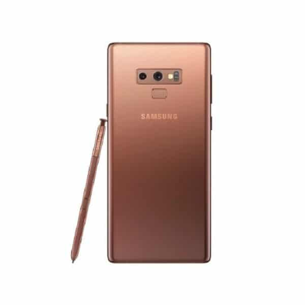 Samsung Galaxy Note 9 128GB Metallic Copper
