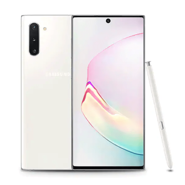 Samsung Galaxy Note 10 Aura White