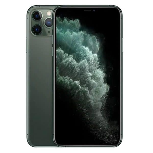 Apple iPhone 11 Pro Max Green