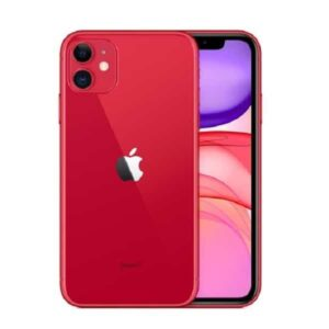 Apple iPhone 11 Red