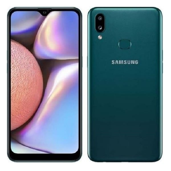 Samsung Galaxy A10s Green