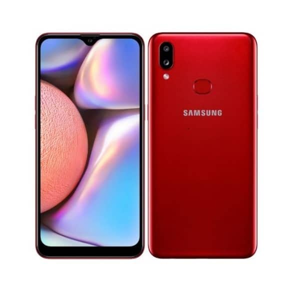 Samsung Galaxy A10s Red