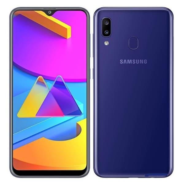 Samsung Galaxy M10s Blue