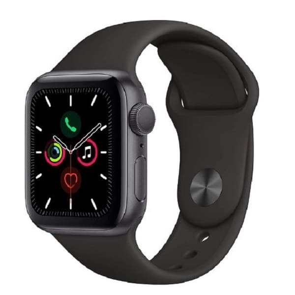 Apple Watch Series 5 40mm black