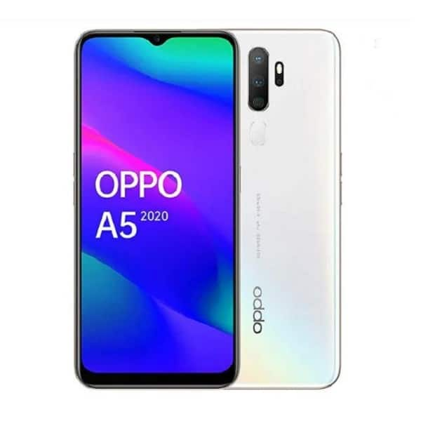 Oppo A5 2020 White