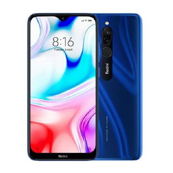 Xiaomi Redmi 8 Blue