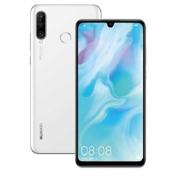 P30 Lite New Edition White
