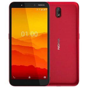 Nokia C1 Red