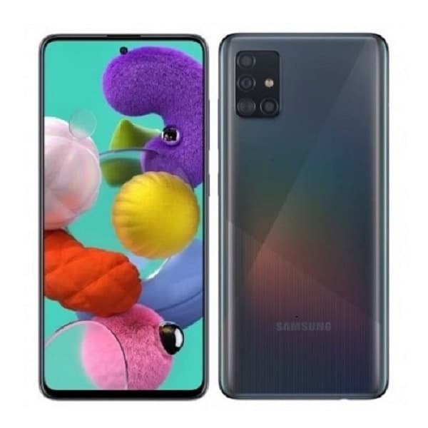 Samsung Galaxy A51 Crush Black