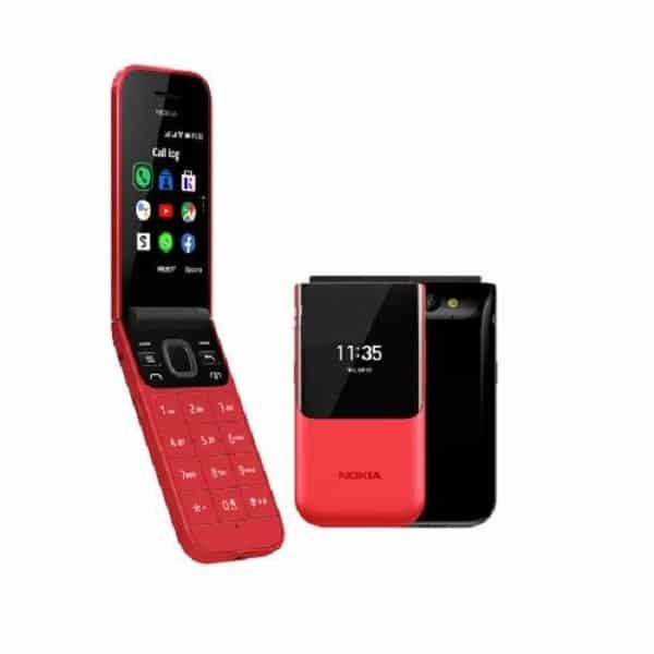 Nokia 2720 Flip Red