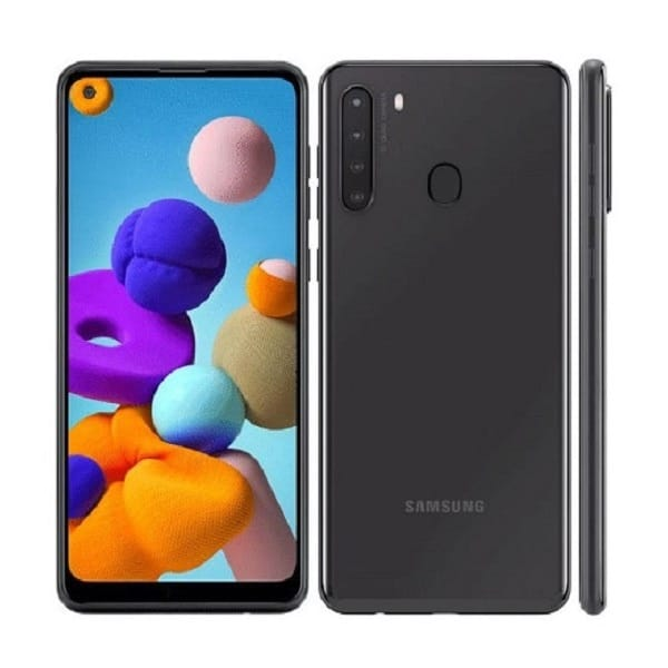 Samsung Galaxy A21 Black