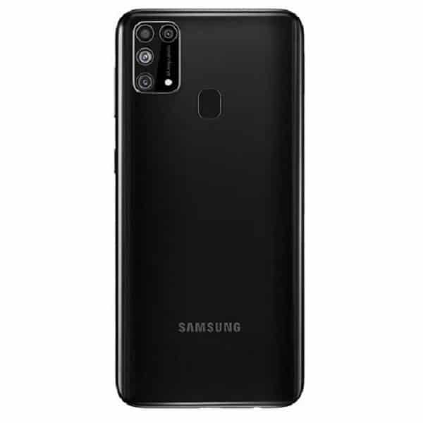 Samsung Galaxy M31 Space Black