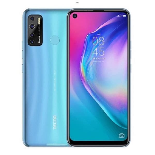 Tecno Camon 15 Air Ice Lake Blue