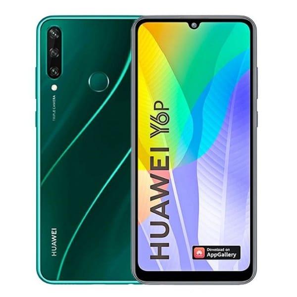 Huawei Y6p Black